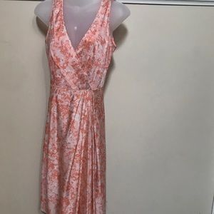 Talbots size 4 silk cotton dress